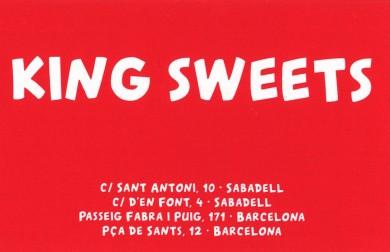 King Sweets - Llaminadures